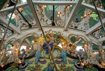 Carousels / by Kathy Whitley