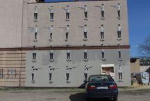 streetart / by Aleksander Joachimiak