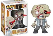Our Favorite The Walking Dead Posters and Products / Some of our fave items from the popular TV series The Walking Dead / by MovieGoods