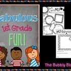 First week of school activities / First grade / by Ginny Harris