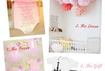 Baby Girl Shower / by Kayla Simpson