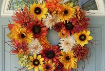 Wreaths for Mom / by Penni Moler