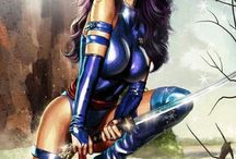 Favorite comic characters / by Rick Hunter