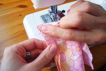 Sewing - Corners / by Pat Reijonen