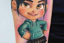tattoos / by Shelley Procek