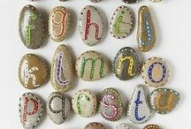 Alphabet / by Shanda Fitte @ My Intentional Play