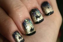 Original Nail Designs / by Camille Torres