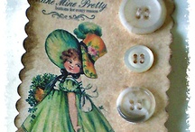 Cute Buttons / by Kimberly Parsons