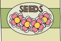 Gardening clip art / Gardening clip art by My Cute Graphics release April 8th, 2013. / by MyCuteGraphics