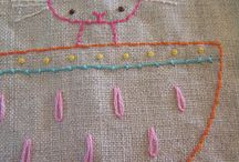 Embroidery / by Leona Towsey