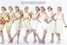 white dresses / by Fab Gab Blog .com