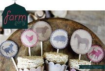 natural + party / unique party printabes, party decorations, and party ideas • inspirational discoveries shared by the creator of you-make-do.com and wordplayhouse.com / by you make do® + wordplayhouse®