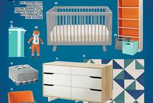 Baby Boy Nursery / by Jane Graybeal