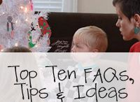 Truth in the Tinsel: Advent for the Kiddos Ideas & Help / by Carla Drummond