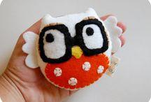 Owls / by Leslie Schifer