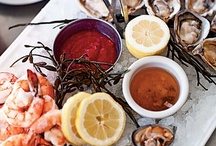 SEAFOOD / I love Seafood! / by Jereldene Anderson