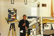 Roy Lichtenstein / by Taleen Keldjian