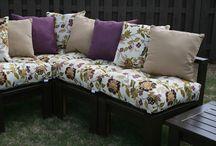 Yard furniture / by Regina Berry