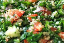 salads / by Aurika