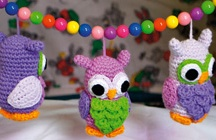 Amigurumi Art / Learning to crochet I've become into learning the art of Amigurumi as well . So very fun  / by Asinthia Marshall