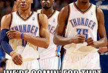 Our basketball team THUNDER UP.  / Sports hometown / by Linda Gray