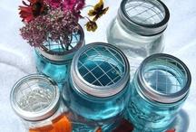 mason jars / by Chryl Kaisler