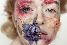 Makeup - Creative  / by Ruby Fong