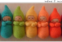 AMIGURUMI - got to try this / by Diana McNeilly