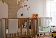 Nursery and Kids Rooms / by Sarah Hall