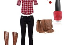 Casual outfits / by Laura Millspaugh