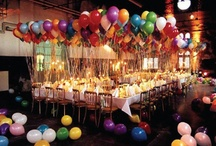 Party Time! / Party ideas and whatnot. / by Stephanie Morrison