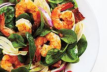 Food - Salads / by MJ Butler