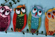 owls / by Lisa Pettry