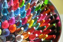 Color Happy / by Jennifer Jones