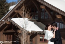 Winter Weddings / Explore winter wedding food, venue, lodging and theme ideas. / by VacationRoost