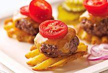 Appetizers / by Georgia Beef Board