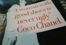 Shoes / by Claudin van Rensburg
