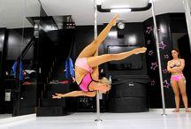 Pole dancing / by Aleksandra Pinky