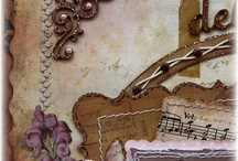 Scrapbook Layouts / by Suz Gray