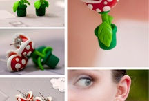 Nana~ Earrings & Jewel / by PugZilla Pui