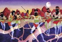 Art I like - Aboriginal art / by weildkat art and design.com