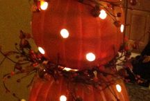 Fall Decorating / by Jody Tirone