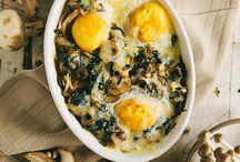 Breakfast / by Margie DeRenzis
