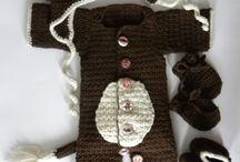 Crochet baby / by Debbie Richardson