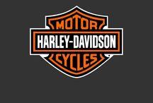 Harley Davidson / by Faye Payne