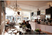 Bike Cafes / Looking for Bike Cafes (Bike sales & repair + coffee or beer) want to have a list! / by Samantha/DingDingLet'sRide