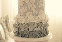 Wedding Cakes / Ideas and inspiration for wedding cakes  / by Fearon May Events