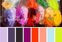 Color Schemes / by Touched By A Butterfly