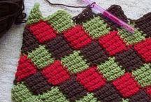 Knitting, Crocheting, Sowing / by Marcia Da Silva
