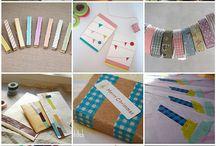 DIY - masking tape / by Liz-Ln Comdeuxfilles